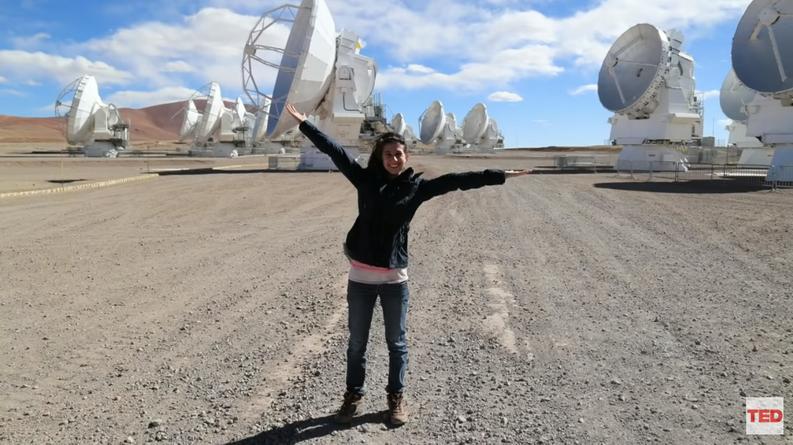 Egy 29 éves lány a tudomány új szupersztárja